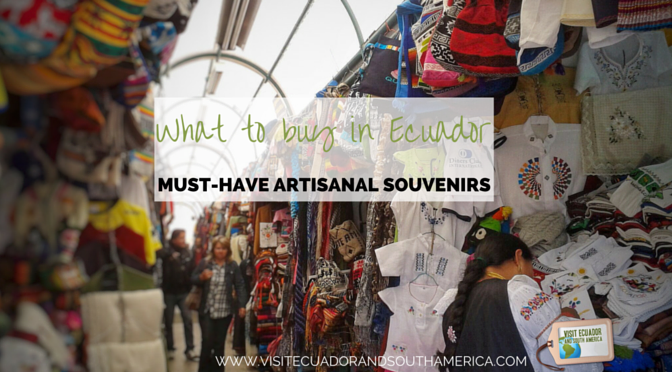 What to buy in Ecuador: Must-have artisanal souvenirs